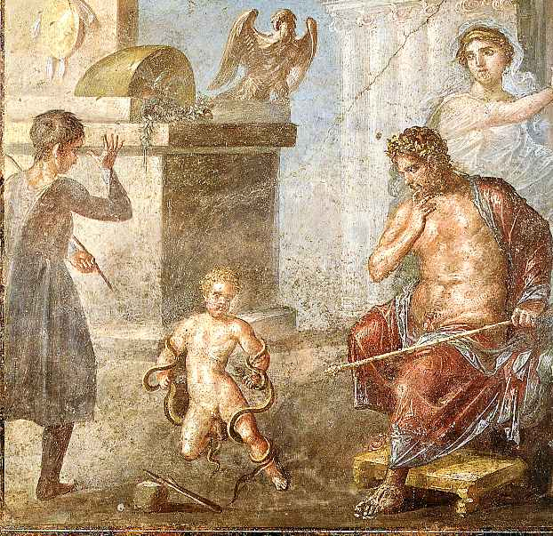 theseus birth