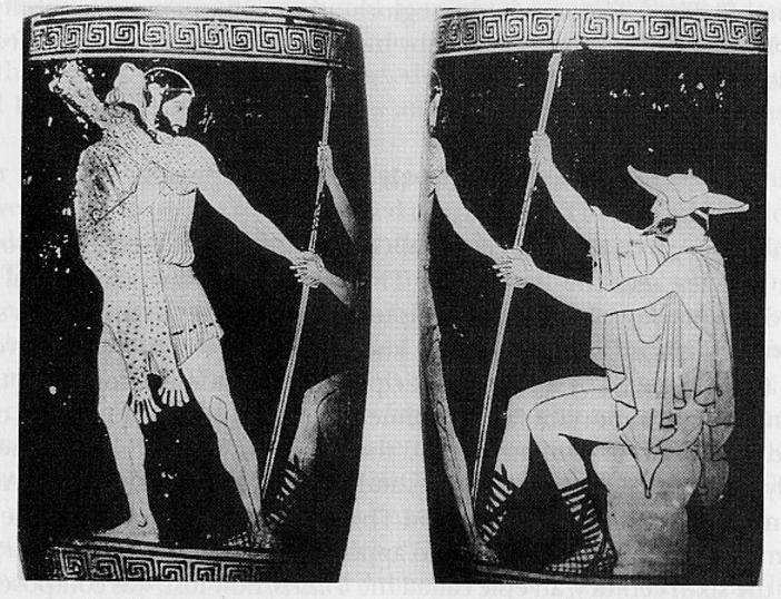 a comparison of theseus in hippolytus and oedipus