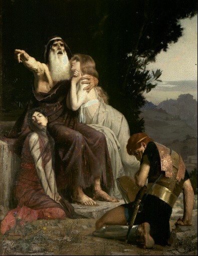 the violence that envelops greek life in oedipus rex and oedipus at colonus by sophocles